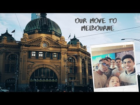Hostel Life In Melbourne CBD!