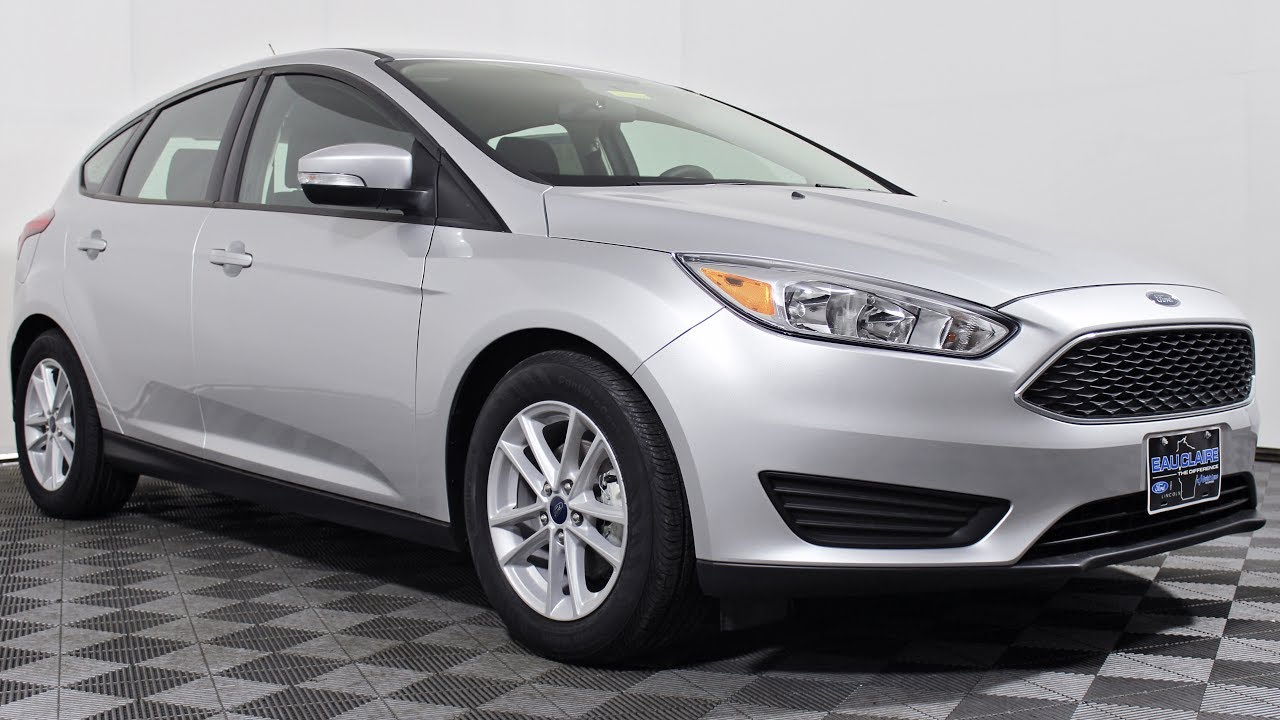 2017 ford focus se 2 0l hatchback at eau claire ford lincoln quick lane