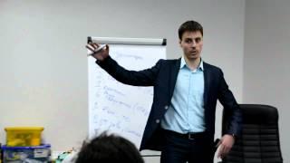 Цена - важный фактор.  Тренинг по продажам(Отрывок тренинга по продажам Максима Курбана. Для тех, кто считает, что для клиента в первую очередь играет..., 2013-12-25T12:45:02.000Z)