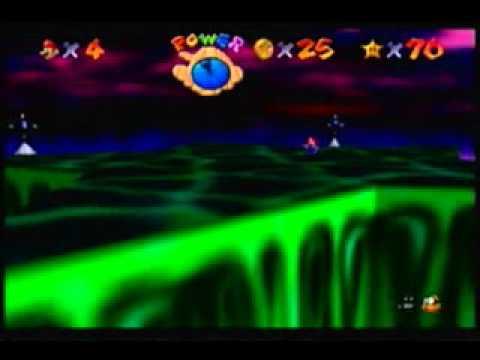 Super Mario 64 - Final Boss