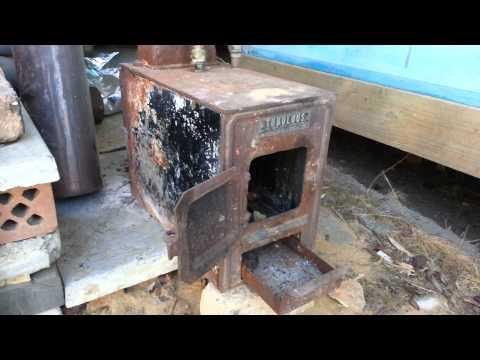 Homemade hydronic heating.1