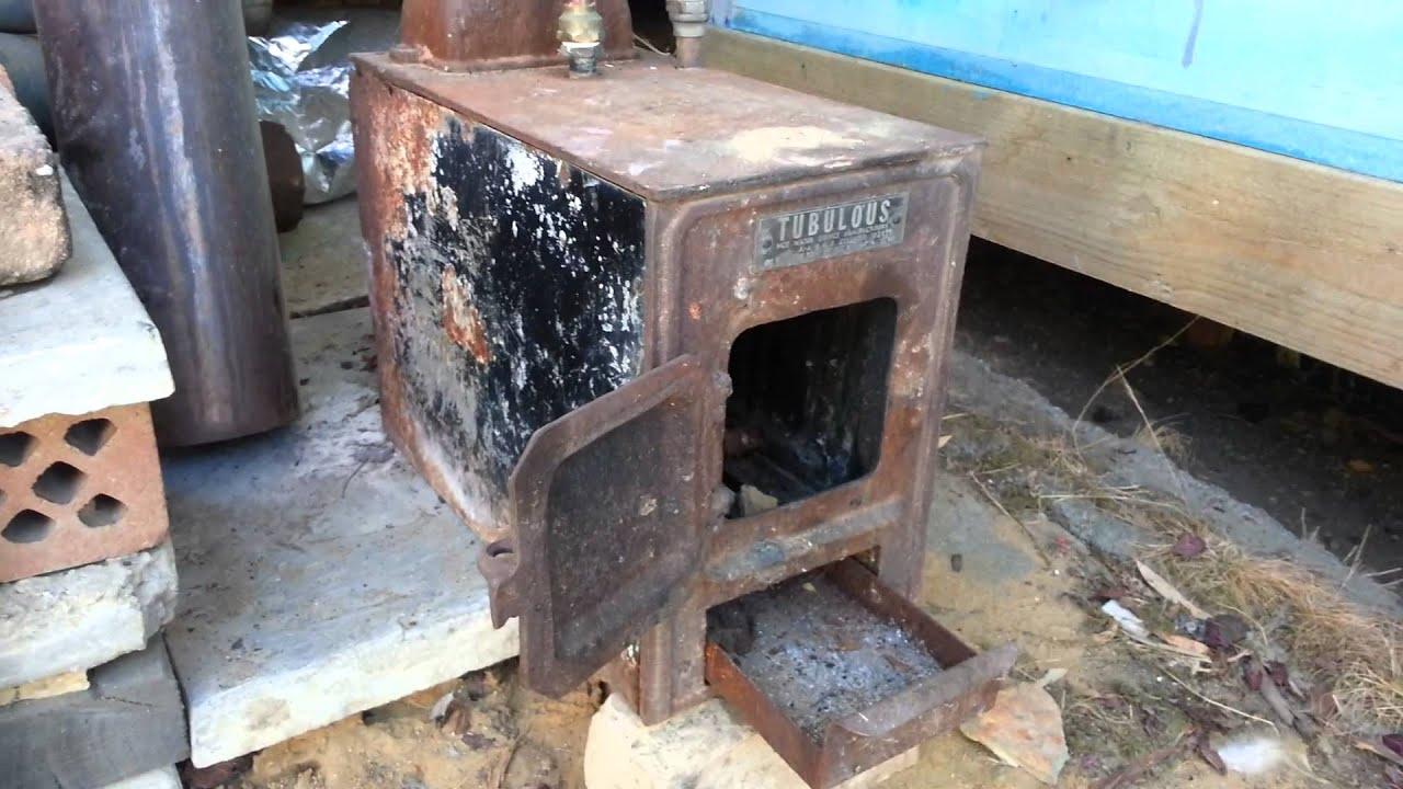 homemade hydronic heating 1 youtube