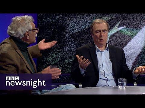 Peter Hitchens and Tariq Ali on Castro's legacy - BBC Newsnight