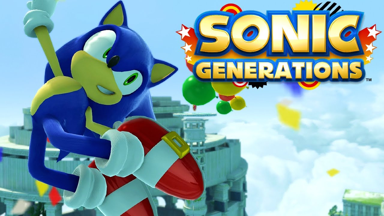 Sonic Generations Stages with Insane Layouts!