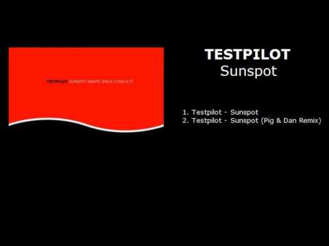 Testpilot - Sunspot (White Space Conflict)