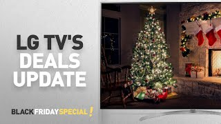 Top Black Friday LG TV's Update: LG Electronics 65SJ9500 65-Inch 4K Ultra HD Smart LED TV (2017