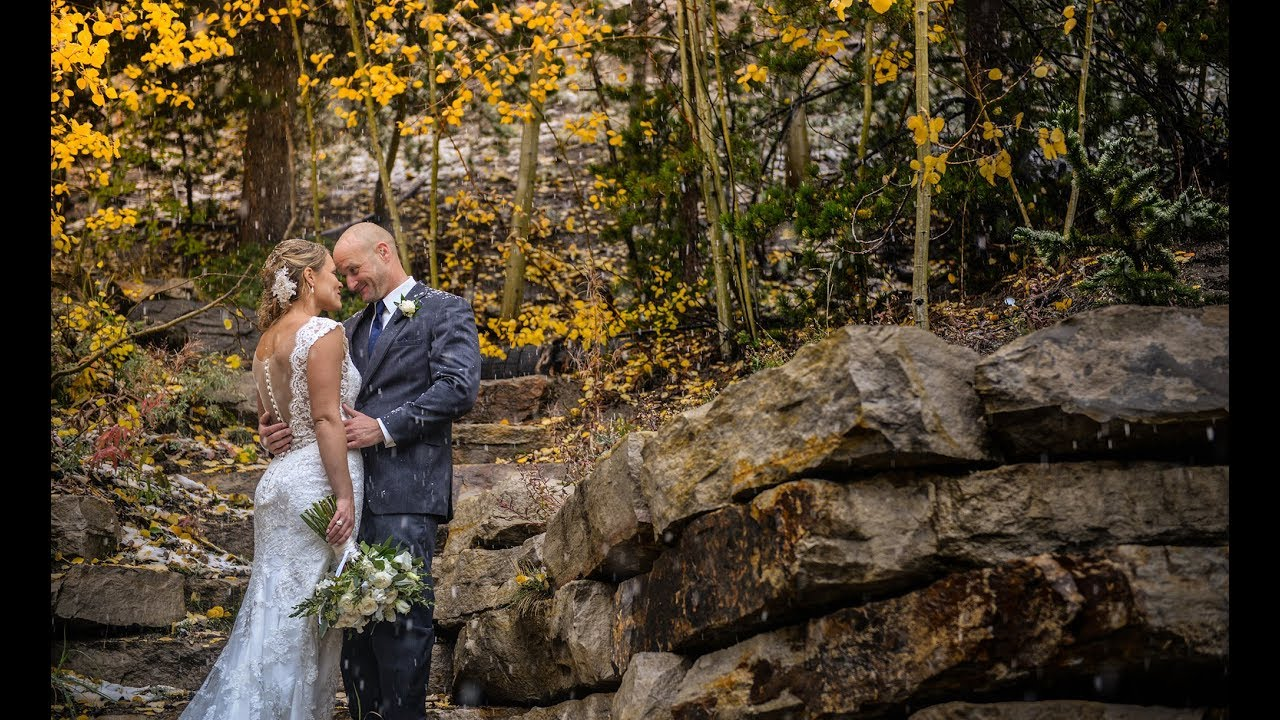 Ashley Brian S Wedding Highlight Film At Sevens In Breckenridge
