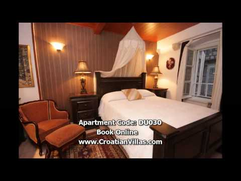 Croatian Villas - Holiday Dubrovnik Old Town Apartments For Rent In Croatia