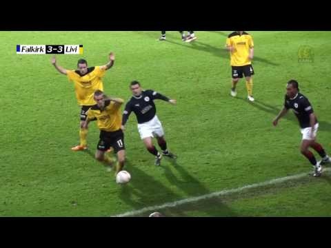 Falkirk 4-3 Livi - Sat 5th Nov