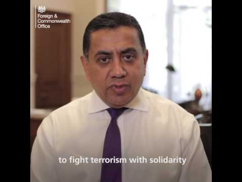 Eid message from Lord Ahmad of Wimbledon