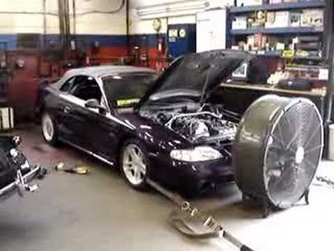 96 mustang gt dyno tune youtube. Black Bedroom Furniture Sets. Home Design Ideas