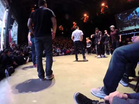 Battle Bxb vs Flava holic hip opsession