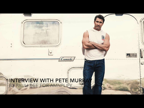 My interview with Pete Murray