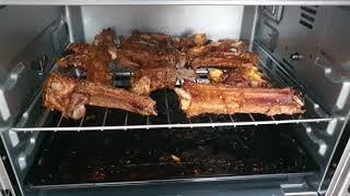 LÒ NƯỚNG SHARP 38L