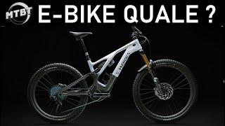 Ebike Bici E-mtb Elettrica Come Sceglierla - Guida