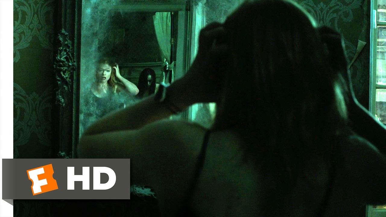 Download Jessabelle (2014) - Demon in the Mirror Scene (5/10) | Movieclips