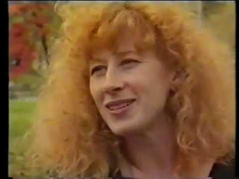 Loreena McKennitt - rare 1991 interview!!