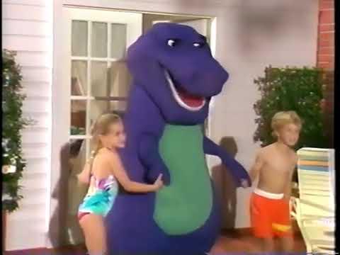 Barney & The Backyard Gang A Day At the Beach 1991 Version ...