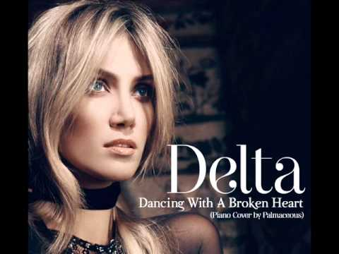 Delta Goodrem - Dancing With A Broken Heart (Piano Cover)