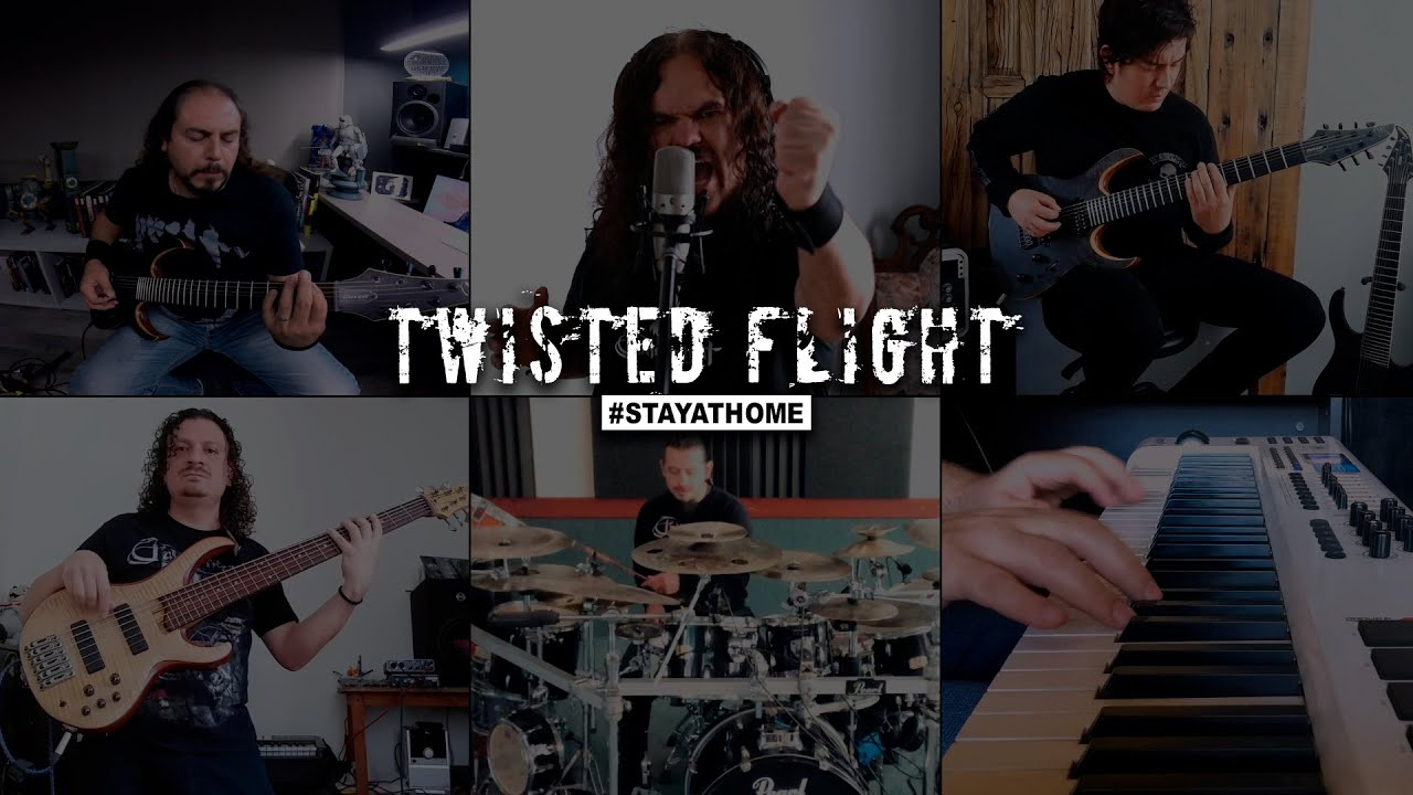 "TWISTED FLIGHT | STAY HOME ""VERSION"""
