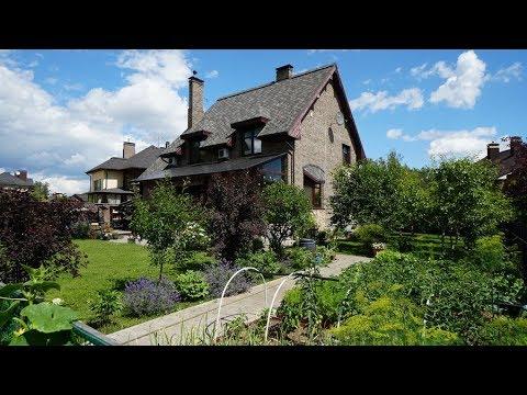Дом с камином, бильярдной, вековым дубом и умной теплицей в поселке Президент