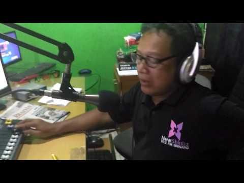 Viral suara cewe deru buana penyiar radio bandung gokil