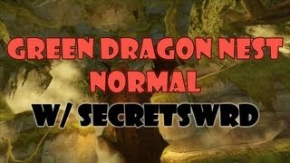 Green Dragon Nest 8-Man w/ SecretSwrd (Gladiator) - Dragon Nest SEA
