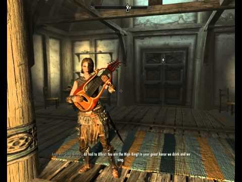 Skyrim Bard Songs: the Age of Oppression by Ange the Song-Bearer