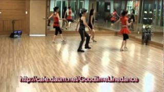 Lady Luck Line Dance