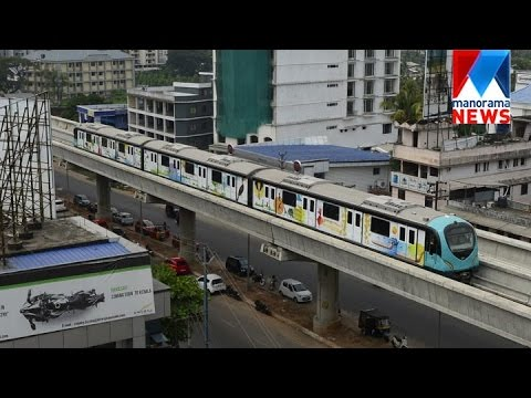 Kochi Metro | KMRL completes signal trial run in the ...