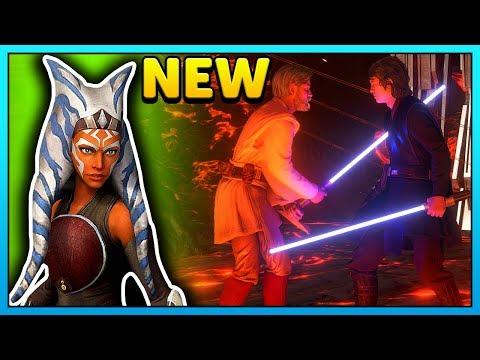 NEW Star Wars Lightsaber Duel Game! - Force Combat (Fan Made)