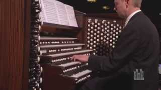 He Is Risen (Organ Solo) - Mormon Tabernacle Choir