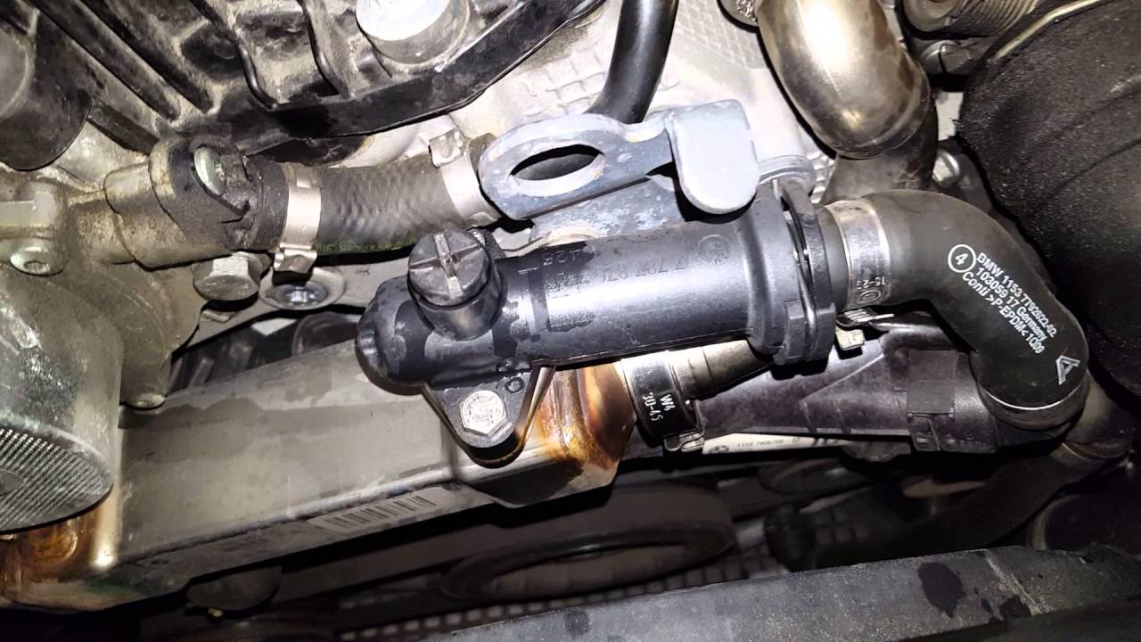 Bmw E61 525d Xdrive 2009 Possible Boost Pipe Fault Youtube