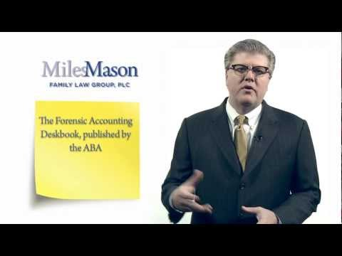 The Forensic Accounting Deskbook | Published by the ABA | Authored by Miles Mason, Sr. JD, CPA