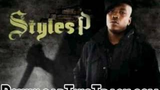 styles p - Bitch Nigga Run (Produced By  - Phantom Ghost Men