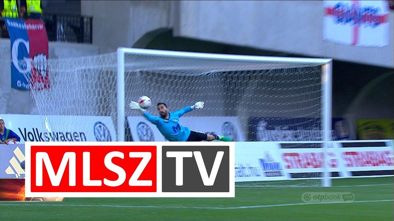 Puskás Akadémia  FC – Videoton  FC | 1-3 (1-2) | OTP Bank Liga | 2. forduló | 2017/2018 | MLSZTV