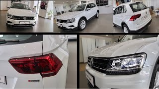 Volkswagen Tiguan Worth Buying | Volkswagen Tiguan  Detailed Video |  Volkswagen Tiguan  Interior
