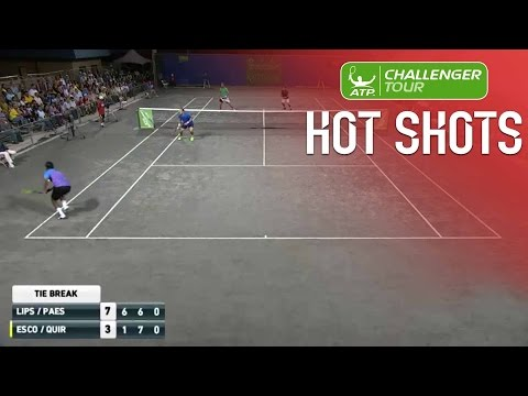 Paes Doubles Magic At Tallahassee Challenger 2017