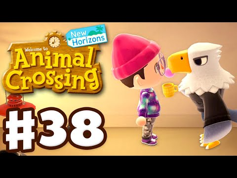 Goodbye Annabelle, Apollo's Going To Move In! - Animal Crossing: New Horizons - Gameplay Part 38
