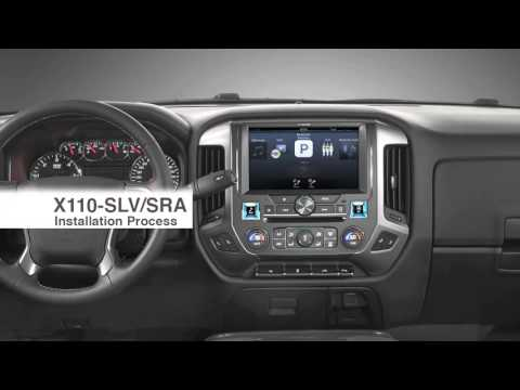 X110-SLV/SRA Installation Process