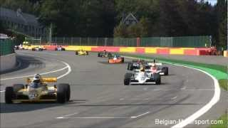 GP Masters 2012 Spa race + qualifying