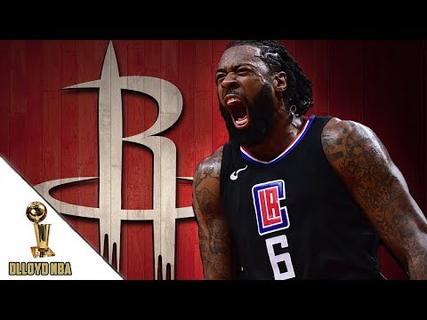 DeAndre Jordan Wants To Be Traded To Houston Rockets According To Stephen A. Smith!!! | NBA News