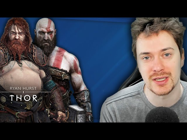 Thor z nového God of War je velice thicc - WoLe #148