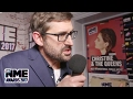 Louis Theroux reveals he once took a selfie with Alex Turner @ VO5 NME Awards 2017