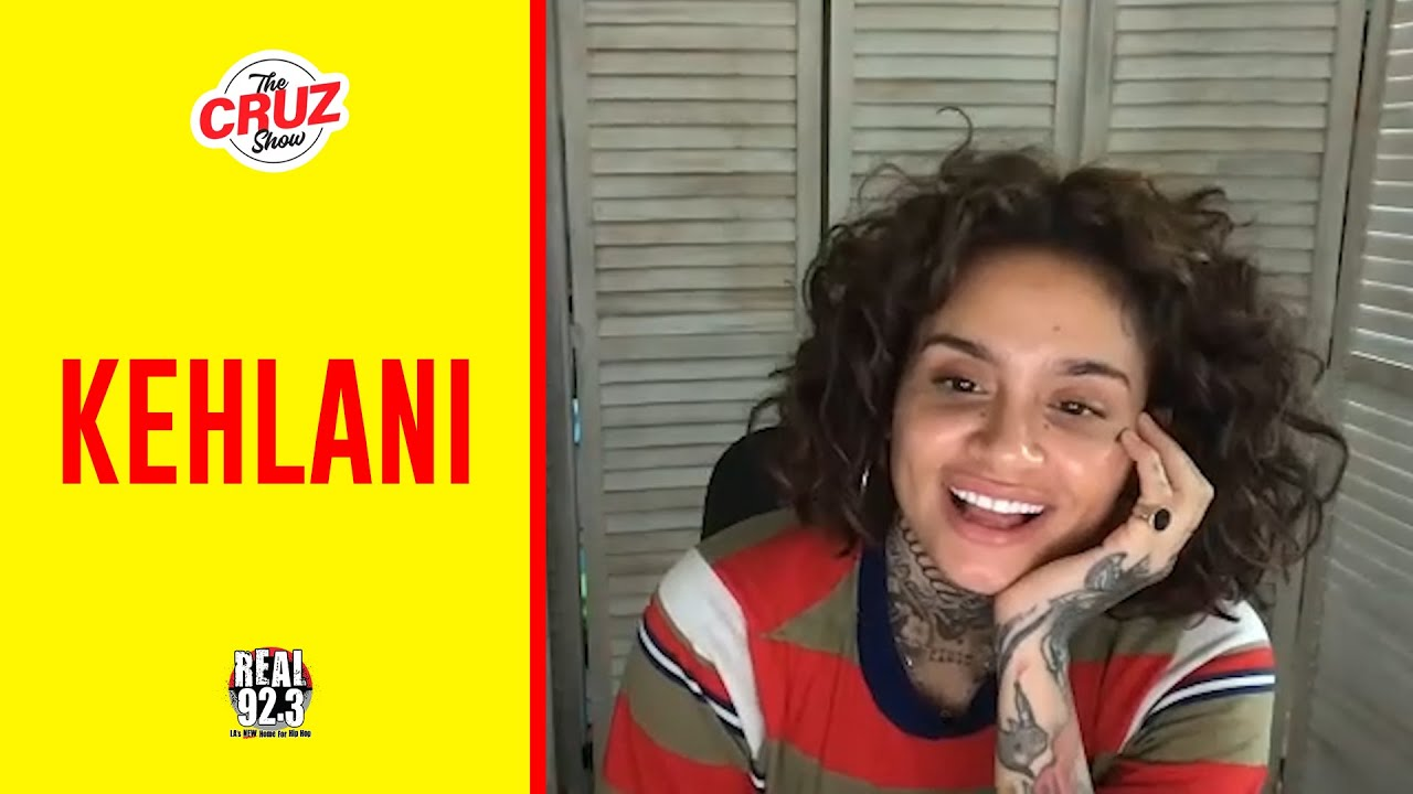 Kehlani Reveals Her Celebrity Crush, Talks Directing Her Own Videos, 'It Was Good Until It Wasn