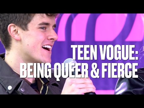 Being Queer — And Fierce: Urban Outfitters + Teen Vogue