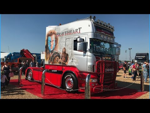 Truckfest 2018 Peterborough UK - Great Show Trucks - Stavros969