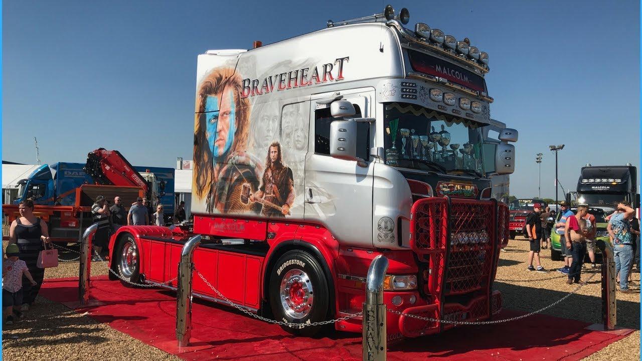 Truckfest 2018 Peterborough Uk