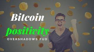 Bitcoin POSITIVITY Overshadows Washington FUD! - Today's Crypto News thumbnail