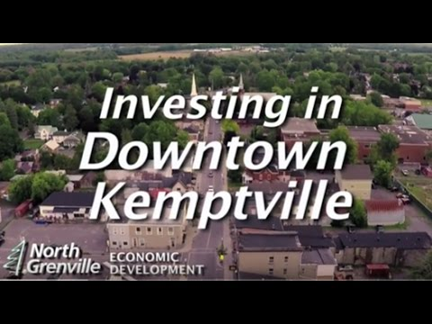 Investing in Downtown Kemptville